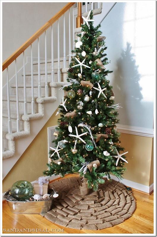 Прибрежные Рождественская елка (649x1024)