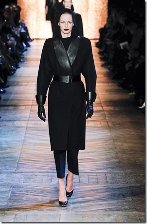 Pixelformula Yves Saint Laurent Autumn Winter 2012-2013 Womenswear Ready to Wear Paris