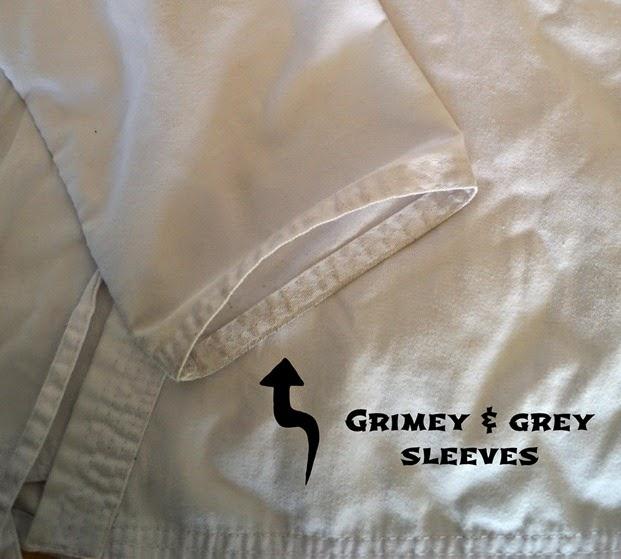 Karate Challenge Sleeves - Radiant Before