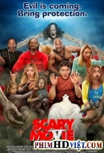 Fim Kinh Dzị Phần 5 - Scary Movie V