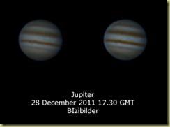 28 December 2011 Jupiter