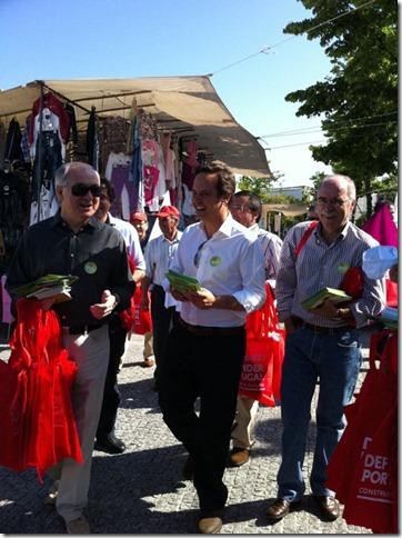 legislativas 2011 - campanha ps