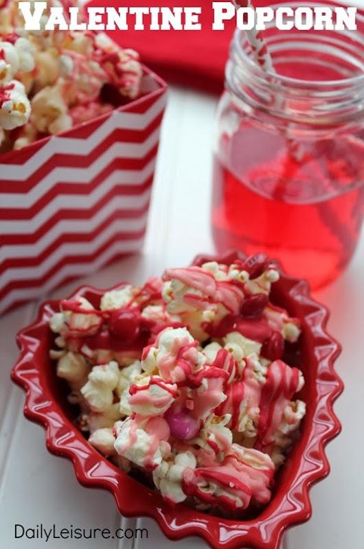 Valentine-Popcorn