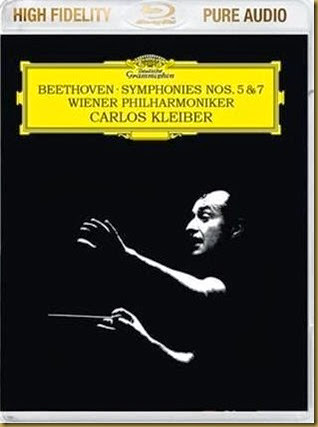 Beethoven 7 Carlos Kleiber DG Bluray Audio
