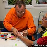 Bedrijfshulpverlenersoefening aan de Industrieweg West - Foto's Johan de Groot