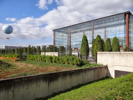 Obiective turistice Franta: Parcul Citroen