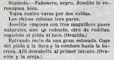 1915-08-01 Santander Reseña La Lidia