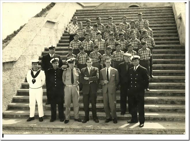 Pessoal escola pesca_17-06-1965