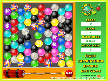 Bounce super Out screenshot