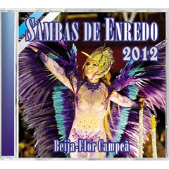 CD - Sambas de Enredo 2012