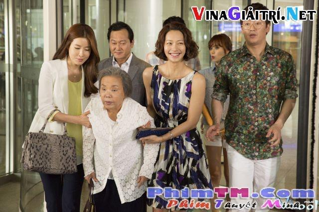 Xem Phim Ngoại Già Lắm Chiêu - Granny