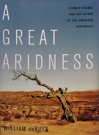 Cover of 'A Great Madness: Climate Change and the Future of the American Southwest'. Photo by Patricia Wall / The New York Times
