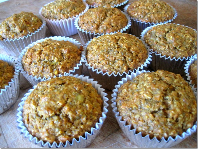 Carrot Muffins 10