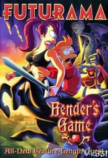 Bữa Tiệc Của Trò Chơi - Futurama: Bender's Game