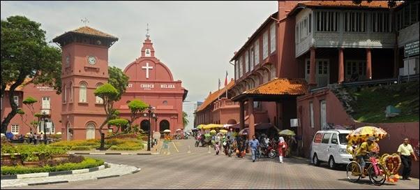 اجمل مدن ماليزيا السياحية