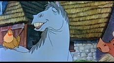 21 le cheval