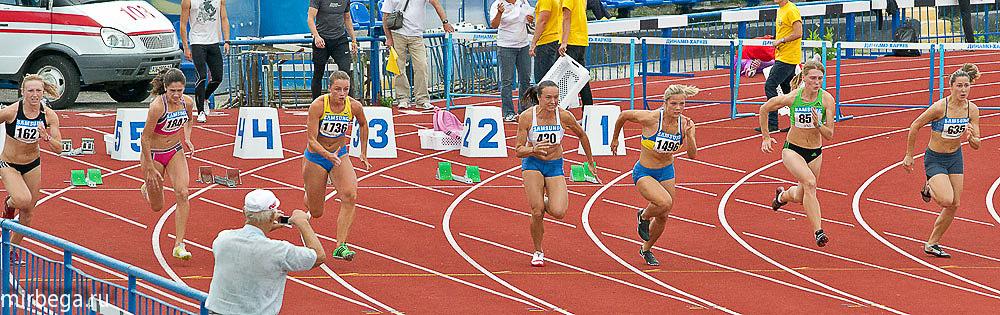 Чемпионат Украины по легкой атлетике - 8