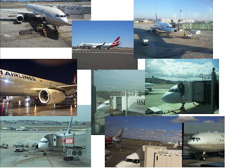 Avioane spre Noua Zeelanda