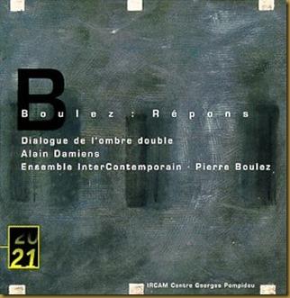 Boulez Repons DG