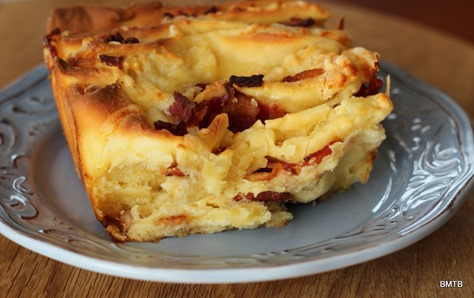 Cheese and Bacon Pull Apart Loaf 2