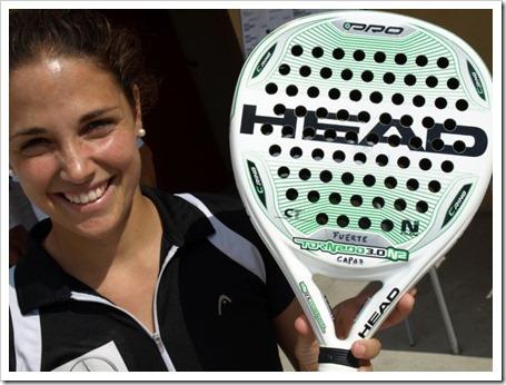 """Entrevista a Eli Amatriani, jugadora HEAD: """"El pádel me brinda la ocasión de conocerme y evolucionar como persona""""."""