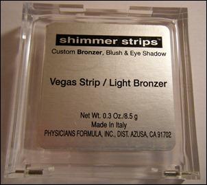 Physician's Formula Vegas Strip Shimmer Strips
