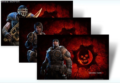 Gears of War 3 Delta Squad theme
