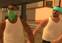 GTA San Andreas tudo sobre as Gangs PC PS2 PS3