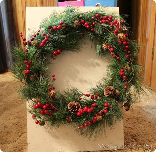 Woodsy Wreath 3