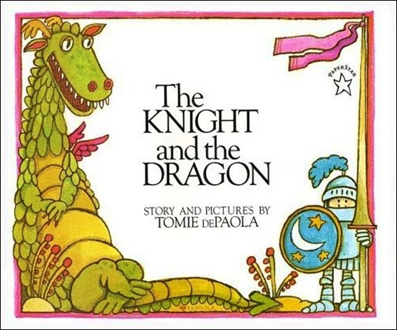 knight&dragon