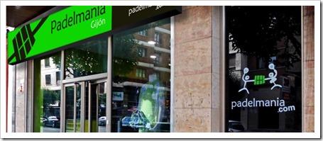 Padelmanía abre su tienda número 23, en esta ocasión en Gijón.