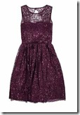 Alice   Olivia Lace Dress