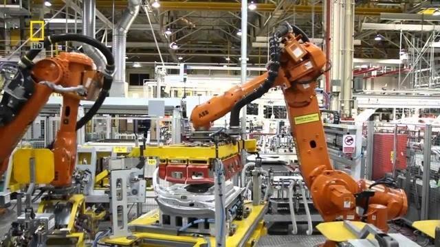 Mega-Factories