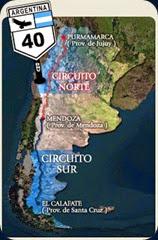 argentina-ruta-40 mapa