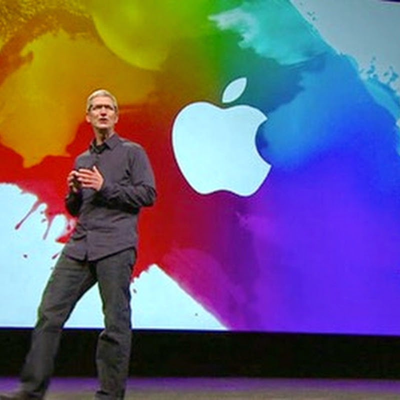 Tim Cook, CEO da Apple Assume Ser Gay [Análise]