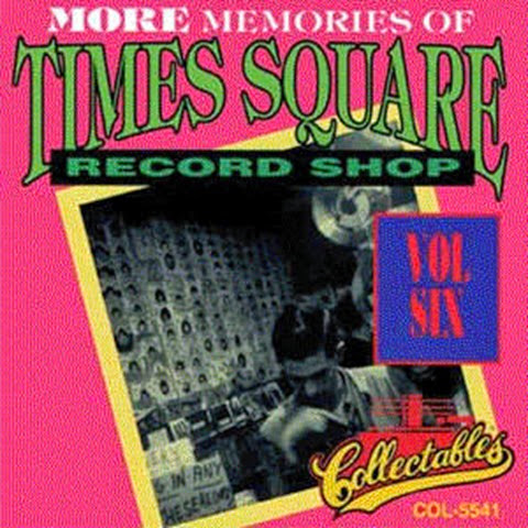 Memories of Times square Records Vol 6