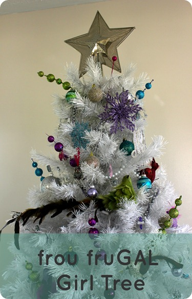 frou fruGAL Girl Tree