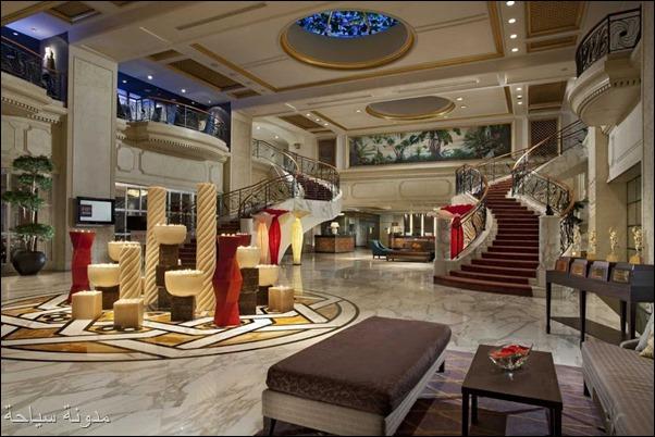 فندق رويال بلازا سنغافورة