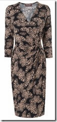Phase Eight Butterfly Print Wrap Dress