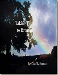 taking time to breathe