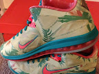 nike lebron 9 low pe lebronold palmer 2 01 Nike LeBron 9 Low LeBronold Palmer Alternate   Inverted Sample