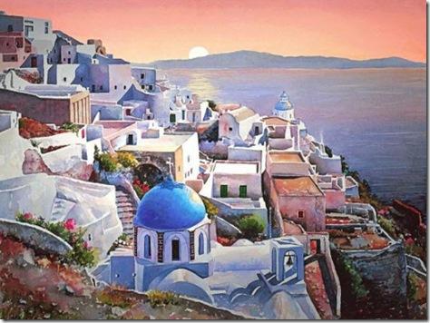 picturi de zografos-grecia
