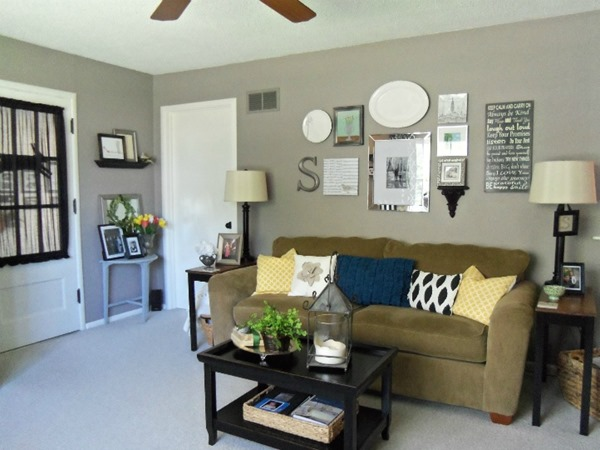 Favorite Paint Colors - Mega Greige by Sherwin Williams