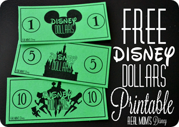 Disney Dollars Photo2