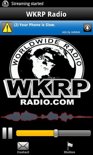 WKRP Radio