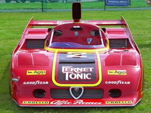 1965 Alfa Romeo T33