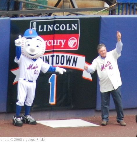 'Mr. Met and Tom Seaver Reveal Number 1' photo (c) 2008, slgckgc - license: http://creativecommons.org/licenses/by/2.0/