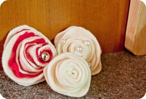 red and white rosettes2