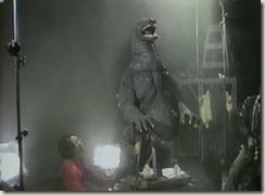 Godzilla vs Biollante Puppet