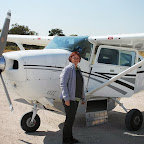 Flug nach Chief's Island © Foto: Outback Africa Erlebnisreisen